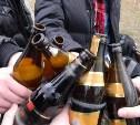 За прошлую неделю полиция оштрафовала 786 туляков за распитие алкоголя в общественных местах