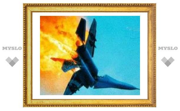 Российский боевой самолет взорвался во время полета
