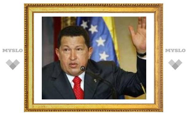 Уго Чавес заявил о возможности нового референдума о продлении президентских полномочий