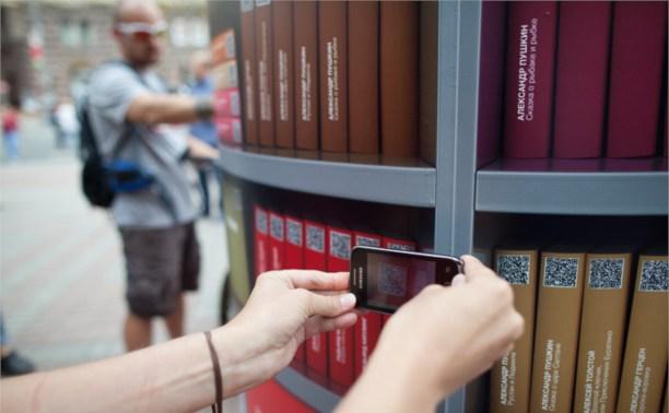 МТС расширила границы проекта «Мобильная библиотека» в Тульской области