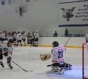Стартовал областной этап Ночной хоккейной лиги