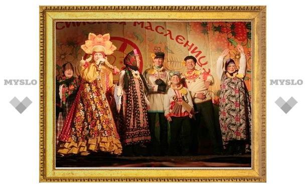 Театр «Эрмитаж» приглашает на Масленицу