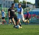 В Туле стартовал II чемпионат города по футболу в формате 8х8