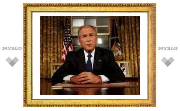 Джордж Буш придумал как бороться с последствиями ипотечного кризиса