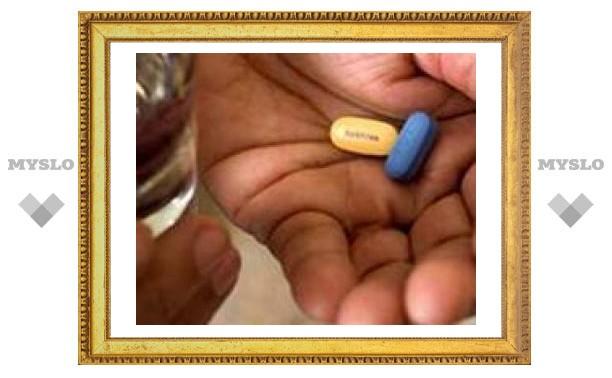 Лекарства от СПИДа получат 30 тысяч российских больных