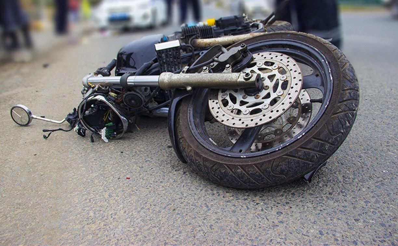 Водителя, сбившего мотоциклиста в Туле, приговорили к ограничению свободы