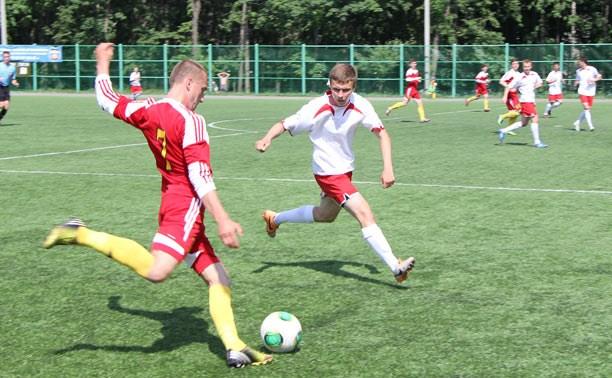 Новомосковский «Химик» сыграл вничью с курским «Авангардом-М»