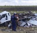 В Тульской области грузовой Hyundai столкнулся с «Ладой»: пострадали двое детей