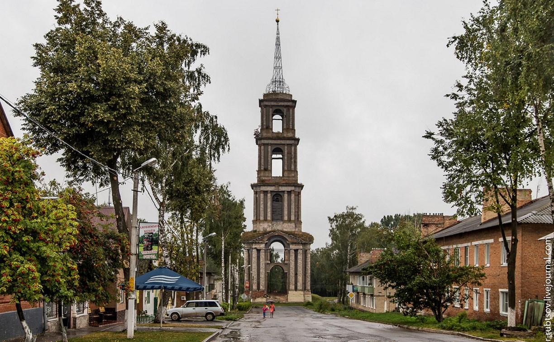 На реставрацию Никольской колокольни в Венёве потратят 13 млн рублей
