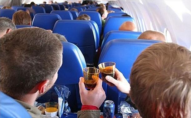 Авиадебоширам могут отказать в перелётах