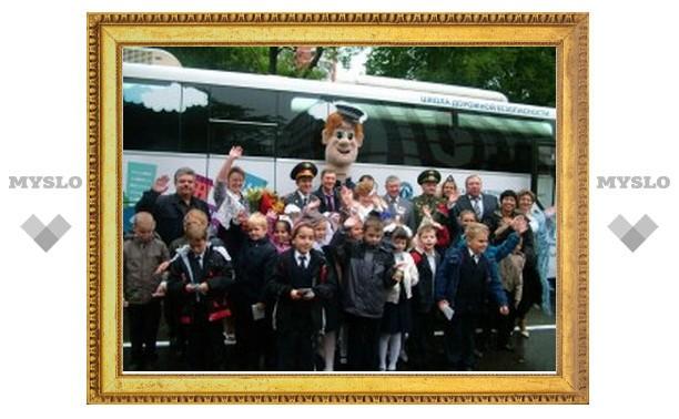В Тулу приедет автобус ГИБДД