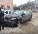 В Туле на улице Волкова столкнулись четыре автомобиля