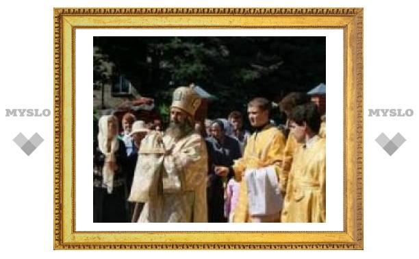 У Свято-Вознесенской церкви Тулы появится святыня