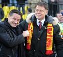 Владимир Груздев: «Не сомневаюсь в том, какой выбор сделает Аленичев»