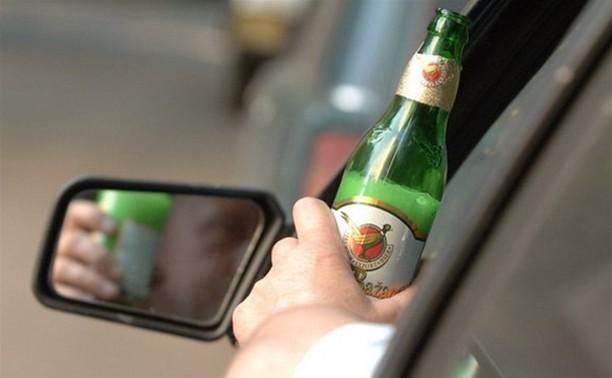 За неделю автоинспекторы Тульской области остановили 172 пьяных водителя