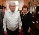 Ветеран ВОВ Анатолий Добровольский отметил 90-летний юбилей