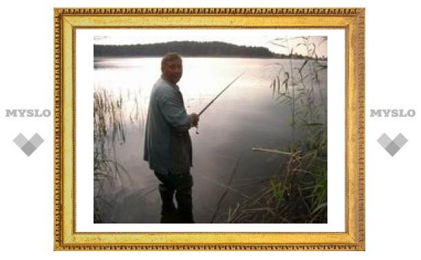 В Тульской области запрещено ловить рыбу