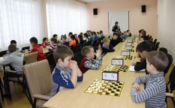 Юные тульские шашисты успешно дебютировали на Первенстве России