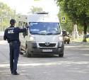 В Тульской области сотрудники ГИБДД оштрафовали водителя междугородного автобуса
