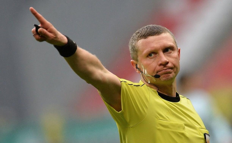 На матч «Арсенал» – «Рубин» заменили арбитра
