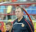 Сергей Павлов: У нас было больше шансов забить гол, чем у «Рубина» сравнять счет
