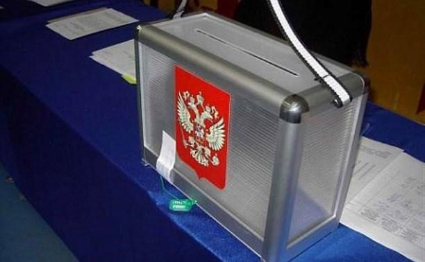 В Тульской области организовано голосование на дому