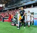 «Арсенал» оштрафован за задержку начала матча со «Спартаком»