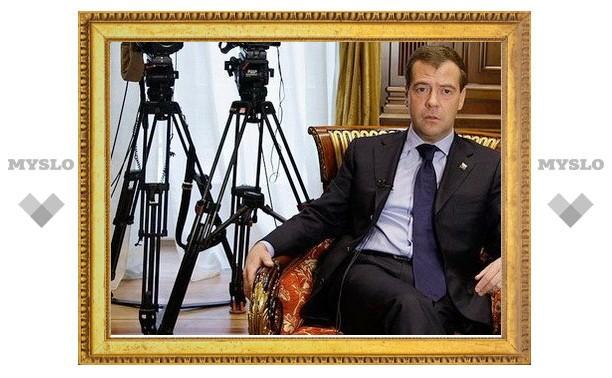Медведев официально отменил зимнее время
