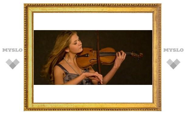 Тульские скрипачки – лучшие в мире