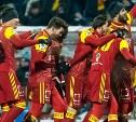 Владимир Груздев поздравил футболистов, болельщиков и Алексея Дюмина с выходом «Арсенала» в Лигу Европы