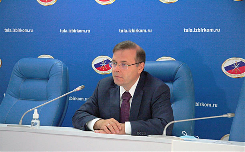 Стартовали дополнительные выборы депутатов Тульской областной Думы 7-го созыва