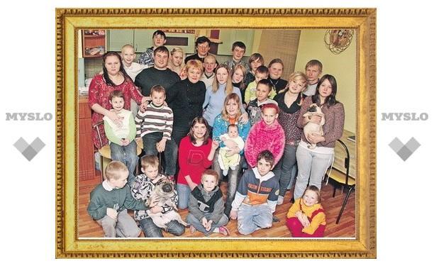 Многодетная мать Наталья Сарганова ответила журналистке, оскорбившей ее