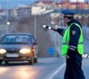 За утро гаишники задержали двух пьяных водителей
