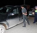 В Туле нарушителя задерживали со стрельбой по колесам