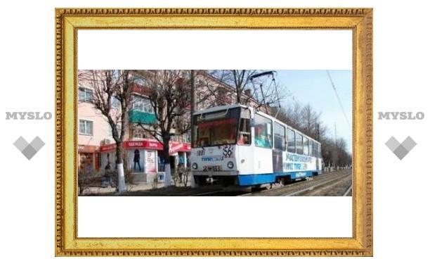 Трамваи не будут ходить на вокзал