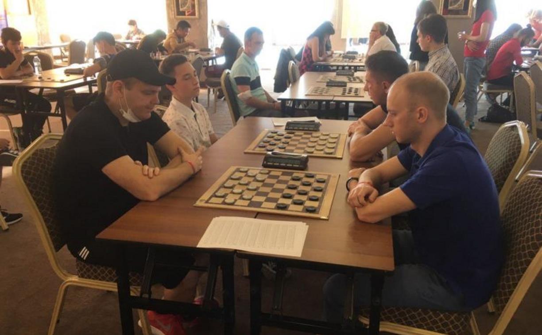 Туляки стали лучшими на первенстве мира по шашкам