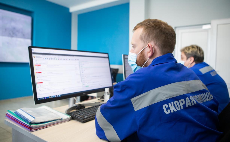 Сотрудников скорой помощи Тульской области наградили за высокую эффективность работы