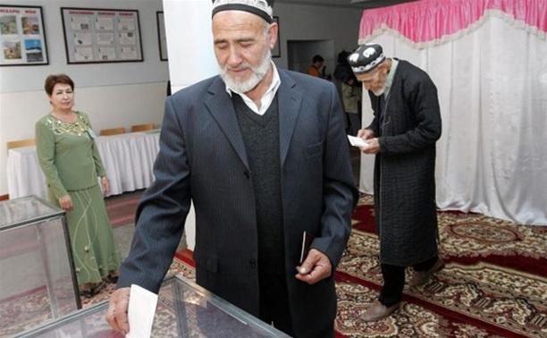 В Туле будет работать избирательный участок по выборам президента Таджикистана