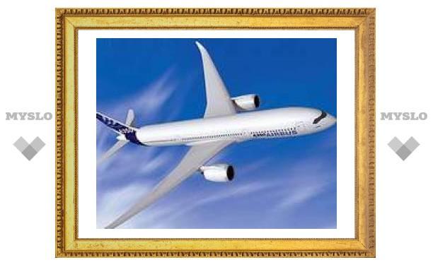 Airbus снизил цены на самолеты в два раза