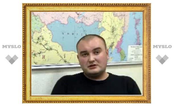 В Москве задержали автора видеообращения к Медведеву