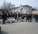 Тулячка пожаловалась на блошиный рынок на ул. Пирогова