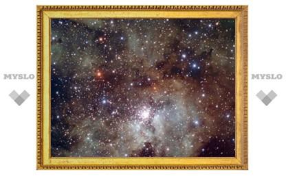 Опубликованы снимки прибежища массивных звезд