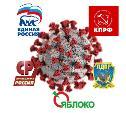 Тульские партийцы против беспартийного ковида: партийные итоги года с коронавирусом