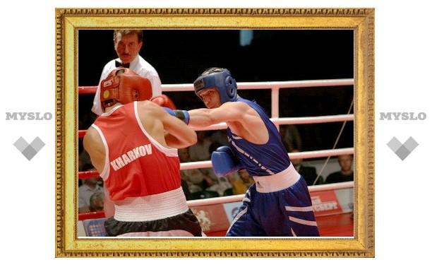 Туляки увидят самых красивых боксеров России