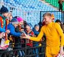 Вратарь «Арсенала» Левашов: «С зарплатой в топ-клубах я мог бы купить весь Богородицк и сделать там маленькую Швейцарию»