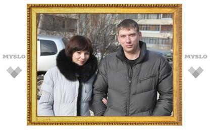 Семья туляков обезвредила преступника