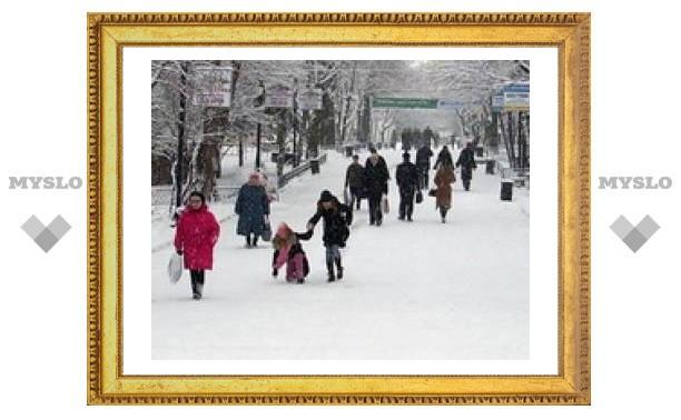 21 января: Южный ветер - к грозам в Туле летом