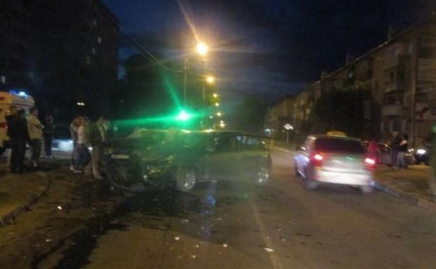 В Новомосковске по вине водителя Opel пострадали трое