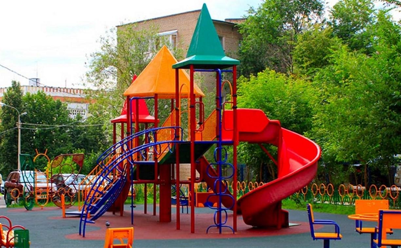 В Одоевском районе прокуратура нашла бесхозные детские площадки
