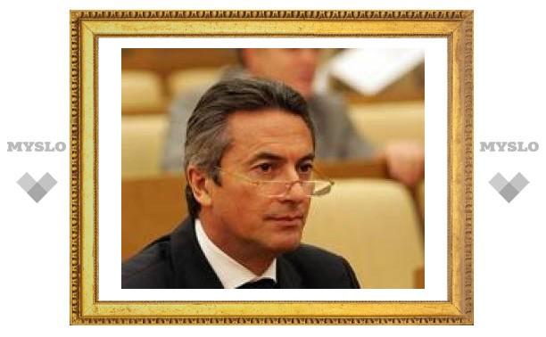 Следственный комитет попросил Думу лишить полномочий депутата Драганова